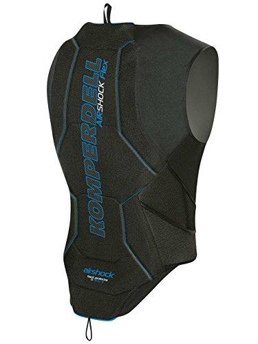 Komperdell Herren Protektor Top Airshock Flex Protector Vest with Belt