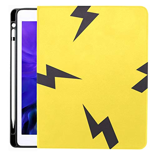 Lightning Enthusiasm Active For pad Pro 12.9 Inch 2020 Release pad Case With Pencil Holder With Pencil Holder pad Covers Tpu Without Folding Cover pad Cover Applicable Model A229/a2233/a2069/a2232