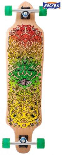 Lush Longboard-GASPEDAL