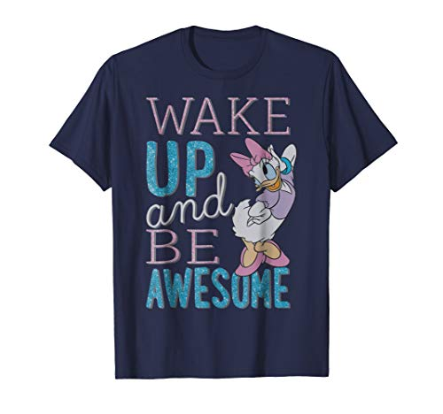 Disney Daisy Duck Be Awesome T-Shirt
