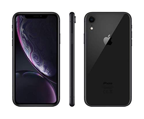 Apple iPhone XR 64GB - Schwarz - Entriegelte (Generalüberholt)