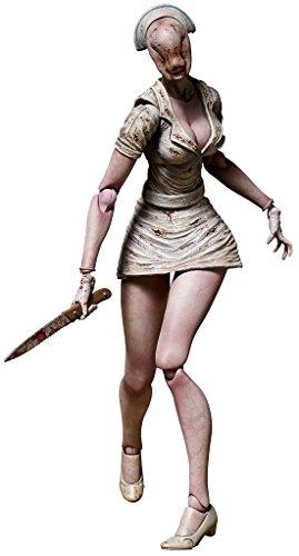 Max Factory - AFGMAX224 - Figma - Figurine Bobble Head - Nurse - Silent Hill 2