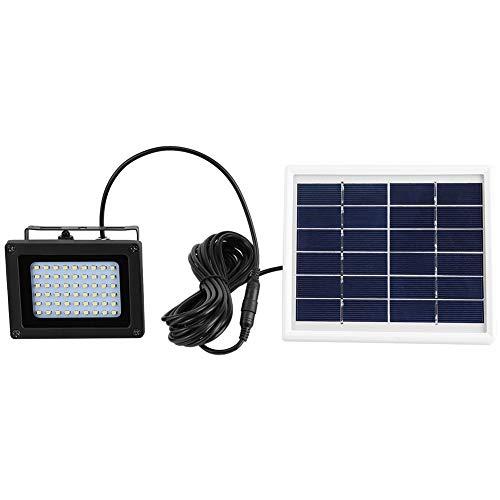 Lámpara Solar Led para Exteriores Lámpara Solar con Sensor De Movimiento Luz Solar para Exteriores Lámpara Solar Led para Exteriores con Sensor De Jardín, Sensor Solar Led De 3w