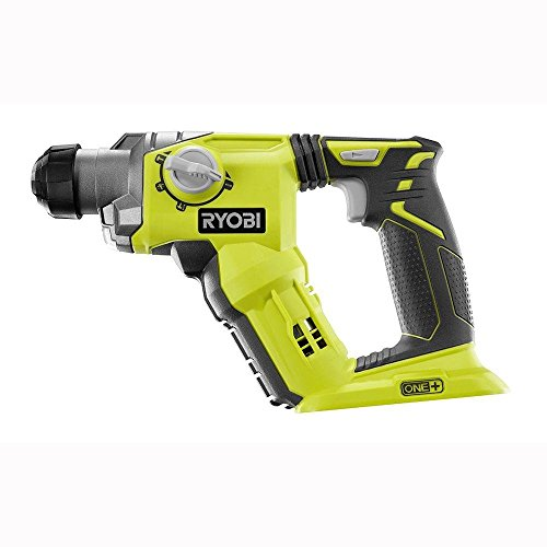 Ryobi P222 Ryobi One+ 18V SDS Rotary Hammer (Tool Only - Battery and Charger NOT Included) (Renewed)
