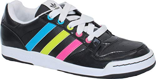 adidas Midiru Court W, Schwarz - Black Bloom Acibuz - Größe: 37 1/3 EU