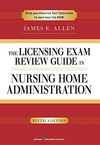 The Licensing Exam Review Guide in Nursing Home...