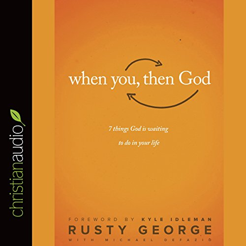 When You, Then God audiobook cover art