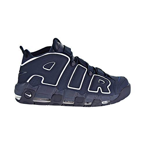 Air More Uptempo '96 'Obsidian' - 921948-400 - Size 10.5 -