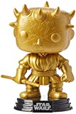 Star Wars Funko Pop! Film Gold Edition - Darth Maul