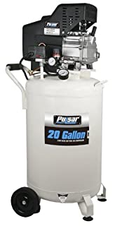 Pulsar PCE6200 Vertical Electrical Air Compressor, 20-Gallon (B00EUIKHK6) | Amazon price tracker / tracking, Amazon price history charts, Amazon price watches, Amazon price drop alerts