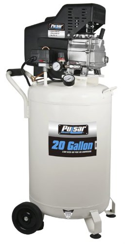 Pulsar PCE6200 Vertical Electrical Air Compressor