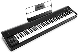 M-Audio Hammer 88 | Premium 88-Key Hammer-Action USB/MIDI Keyboard Controller Including A Studio Grade Software Suite