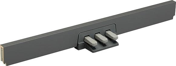 Yamaha LP7A 3-Pedal Unit for DGX-660, Black