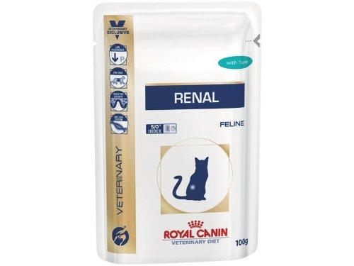 Royal Canin Renal Frischebeutel Thunfisch - Katzenfutter bei chronischer Niereninsuffizienz
