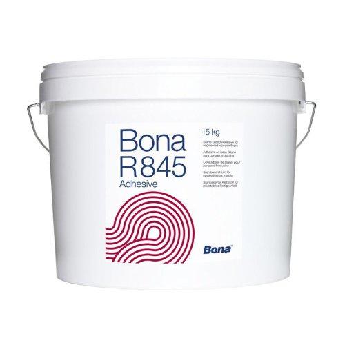 Bona R845 Silan Elastik Einkomponenten Parkettkleber 15kg; für Fertigparkett ...