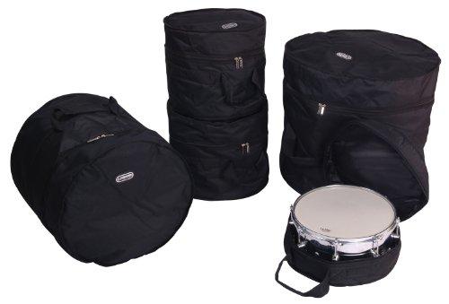 Kinsman Deluxe - Set di 5 custodie per batteria