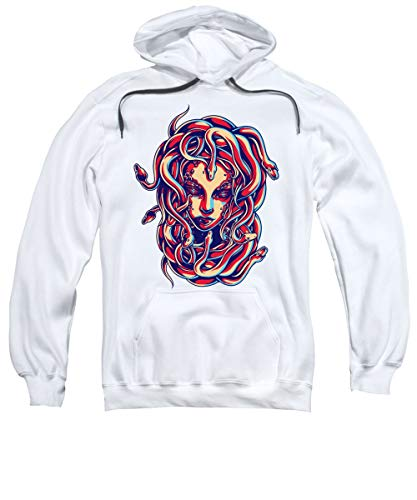 Medusa Sweatshirt Gr. L, Schwarz