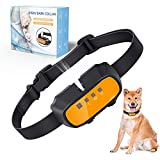 Citronella Spray Bark Collar, Automatic Training Bark Collar Rechargeable Citronella Anti-Bark Collar for Dogs Small Medium Large No Shock Harmless Waterproof (Without Remote Control)