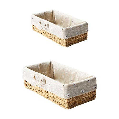 Cestas Mimbre Decoracion Baño cestas mimbre decoracion  Marca XINYIND