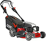 Cobra MX484SPCE 48cm (19in) <span class='highlight'>Petrol</span> Lawnmower with 4 Speed Drive, Electric push button start system