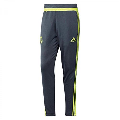 2015-2016 Real Madrid Adidas Training Pants (Grey)