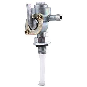 Grifo gasolina generador, llave de gasolina, paso de la rosca 10 x1.25, valvula de gasolina para depósito/generador/electrogeno