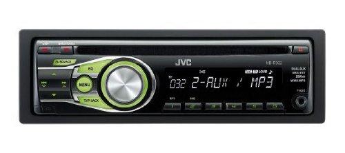 JVC KD-R322E MP3-CD Tuner mit Dual-Aux