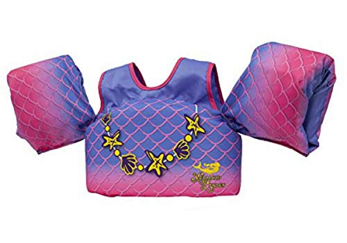 Body Glove 13226BM-Mermaid Aquatic Mermaid Swim Life Jacket