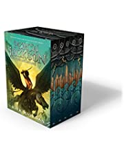Percy Jackson the Olympians Boxed Set (Percy Jackson and the Olympians)