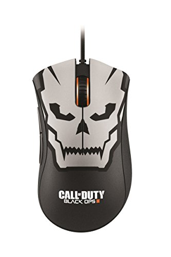 Razer DeathAdder Chroma - Multi-Color Ergonomic Gaming Mouse - 10,000 DPI Sensor - Comfortable Grip - World's Most Popular Gaming Mouse - Call of Duty Black Ops 3
