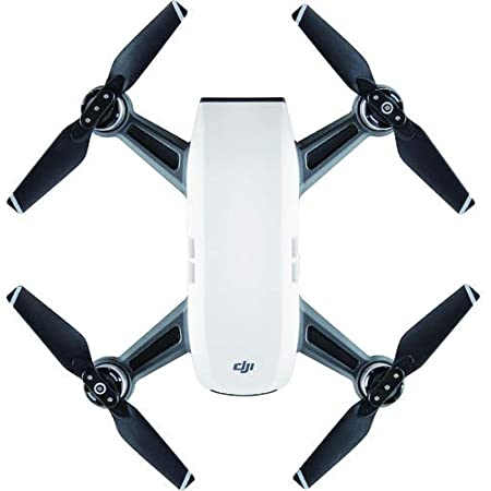 Amazon.com: DJI Spark, Portable Mini Drone, Alpine White: Camera & Photo
