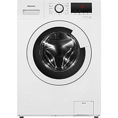 Hisense WFHV6012 6Kg Washing Machine with 1200 rpm - White