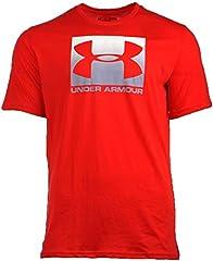 Under Armour Camiseta Hombre Cuello Redondo Boxed Sportstyle