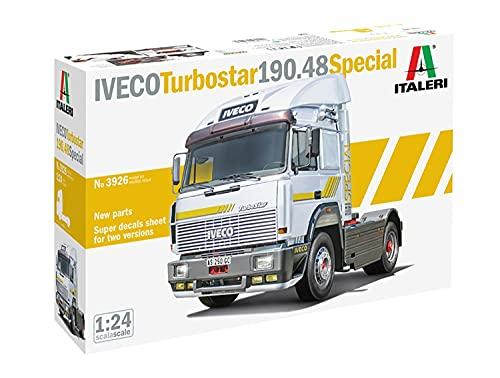 Italeri IT39261/24 IVECO TURBOSTAR 190.48 Special