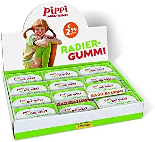 Display Pippi (Film) Radiergummi  24er VE
