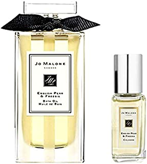 Jo Malone London (ジョーマローン) Mini 2/Set, English Pear & Freesia Bath Oil + Cologne 9ml [並行輸入品] [海外直送品] 。