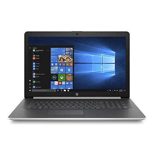 HP 17.3' HD+ Laptop, Intel Core i7-8565U Processor, 8GB Memory, 256GB SSD Storage, Optical Drive, Backlit Keyboard, 2-Year HP Care Pack with Accidental Damage Protection, Windows 10 Home