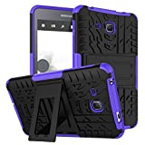 GHC Pad Etuis & Covers pour Samsung Galaxy Tab A 2016 7.0, Tablet + TPU Cas Armure PC antichocs...