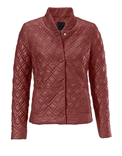 Heine - Best Connections Damen Steppjacke, rost, Größe:42