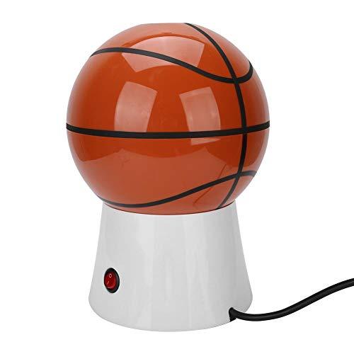 Corn Popper Machine, Corn Popper, Ragazzi resistenti all'usura per la cucina domestica(basketball)