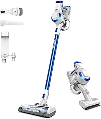 Tineco A10 Hero+ Cordless Stick Vacuum Cleaner, Powerful Suction, Multi-Surface Cleaning, Great for Pet Hair, Space Blue