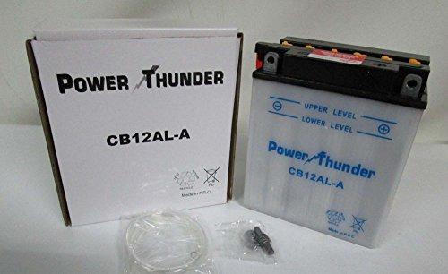 Batterie Power Thunder YB12AL-A 12 V/12Ah
