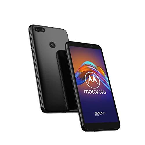 Motorola Moto E6 Play Dual SIM Steel Black LTE Whatsapp Bluetooth 13MPX Camera