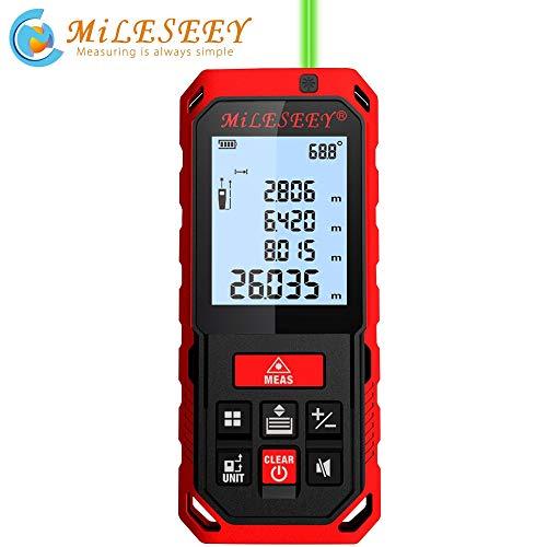 S2 100M verde telemetro laser telemetro laser misura di nastro digitale laser utensile,un centinaio di metri