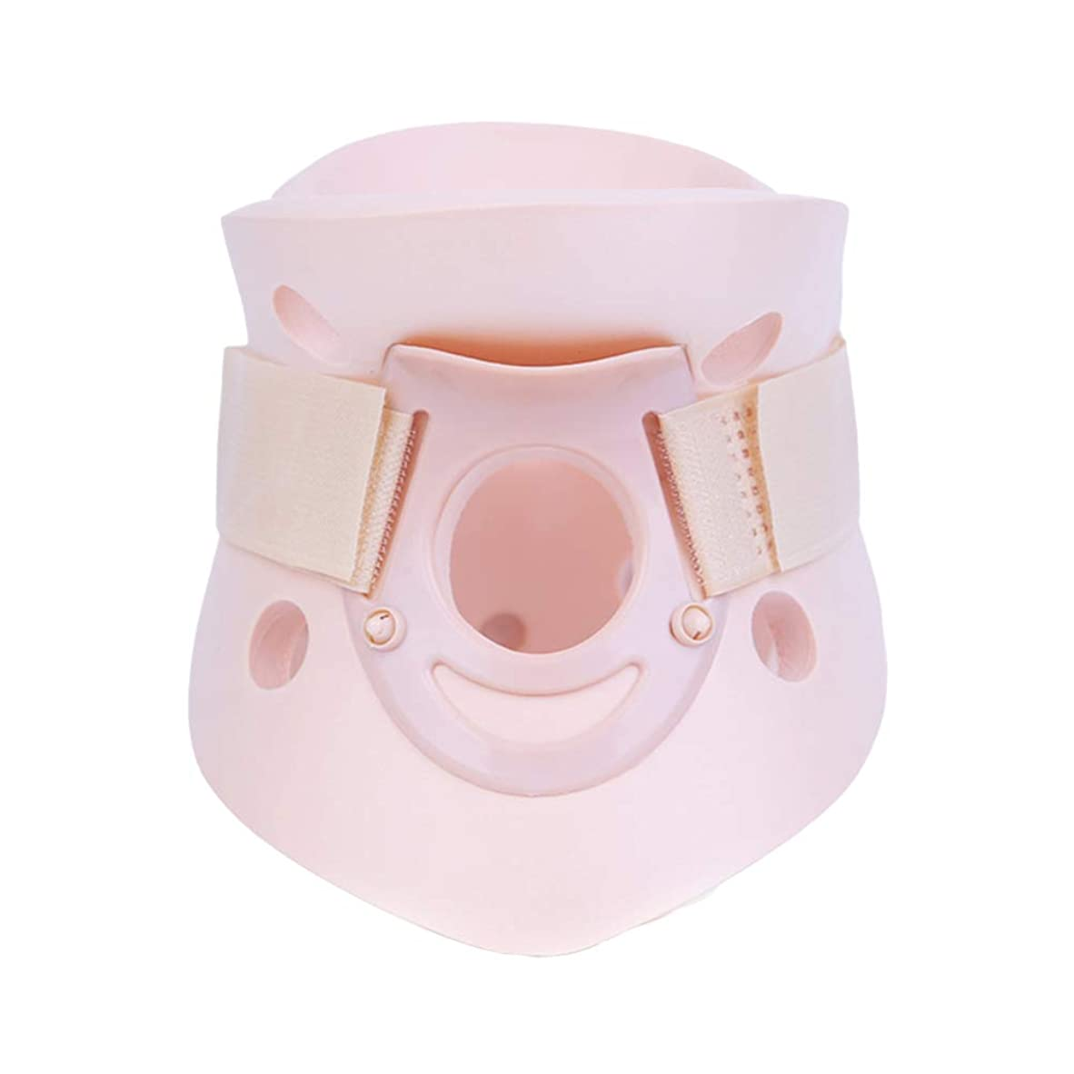 取り付け戦闘遠近法SUPVOX ネックブレース頸部カラーネックサポートにより、脊椎ラップの圧力を緩和し、脊椎を安定させて、カイロプラクティックの慢性的な首の痛み脊椎のアライメントを調整します