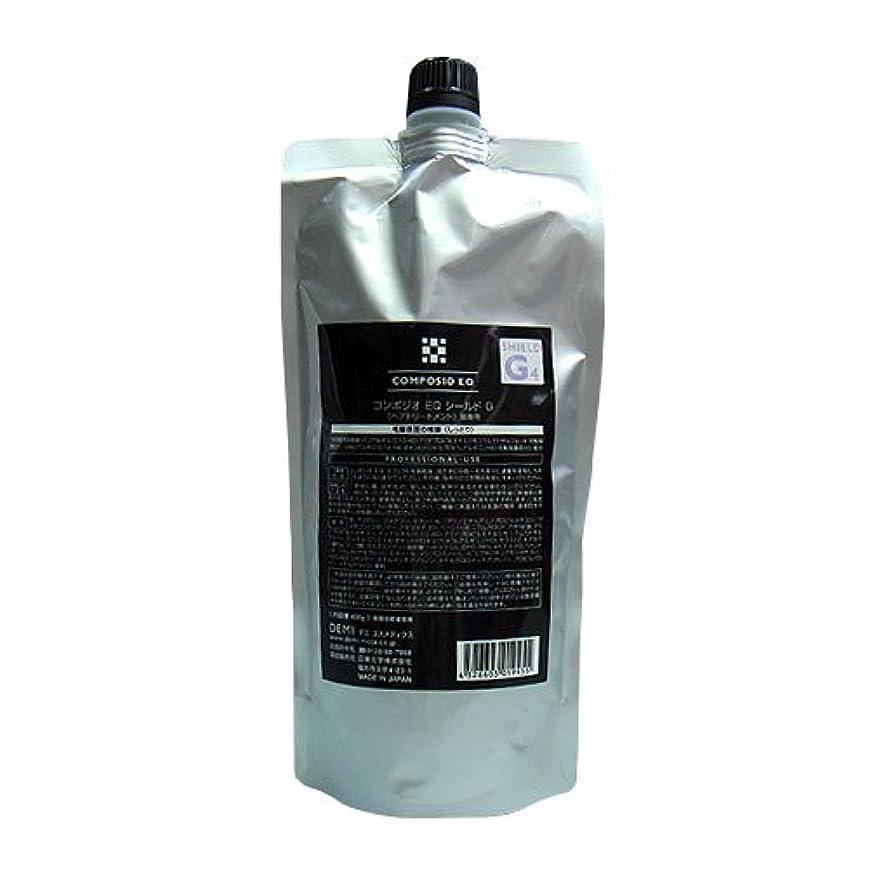 ペルソナ間接的粘着性DEMI (デミ) コンポジオ EQ シールド G 450g レフィル