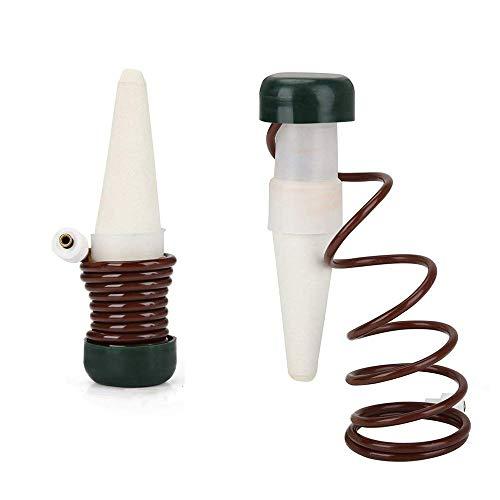 DealgladLQB 2 pcs Indoor Automatic Drip Système d'arrosage Plantes Fleurs Garden Innovations d'irrigation Outil