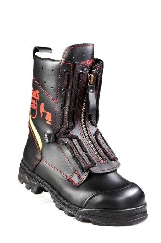EWS-Feuerwehrstiefel Profi Premium 9860 kurz Schuhgröße: 40