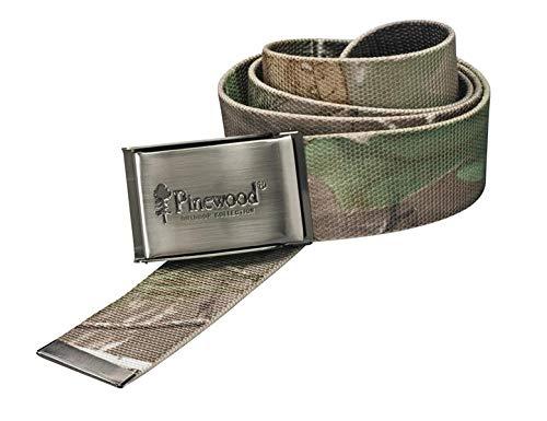 Pinewood Gürtel Canvas - Camou - 8199