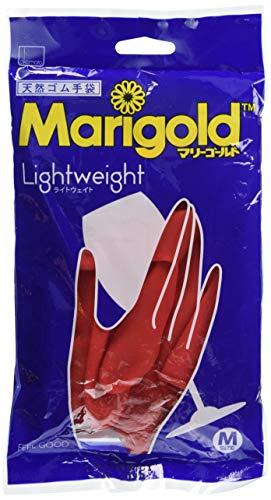 マリーゴールド マリーゴールド ゴム手袋 ライトウェイト M